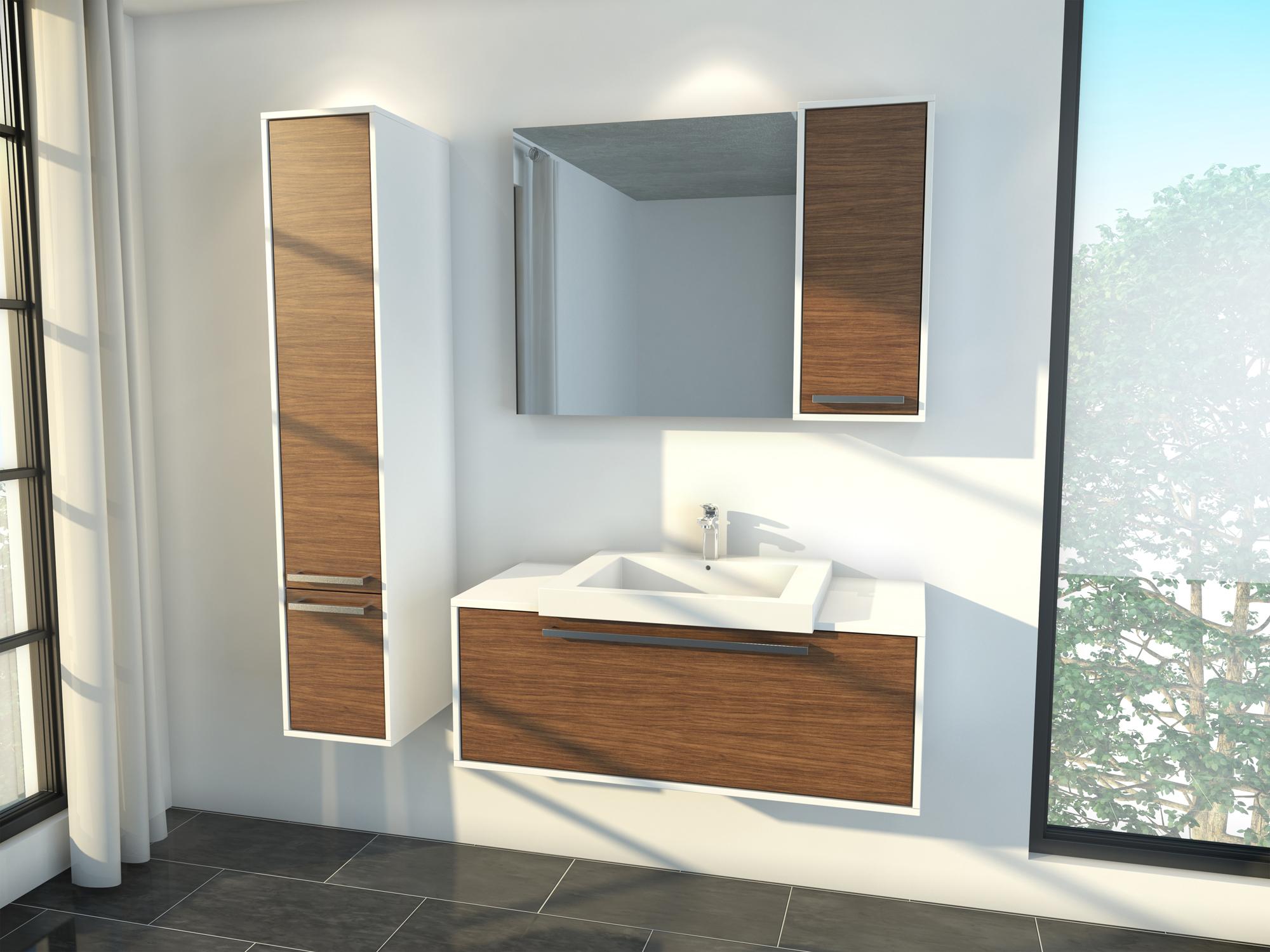 Rénovation - Salle de bain - Urbania